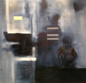 playground | oil on canvas